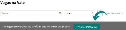 Vale anuncia vagas de emprego para Curionópolis