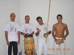 Capoeira é Saúde