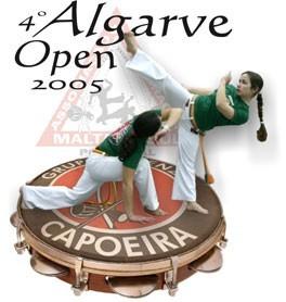 "Portal Capoeira 4º ALGARVE OPEN DE CAPOEIRA"" 2005 Eventos - Agenda"