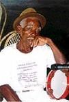 Chora capoeira…Mestre Gerson Quadrado…