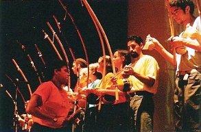 Portal Capoeira Orquestra Nzinga de Berimbaus Musicalidade