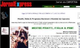 Capoeira & Portais de informações
