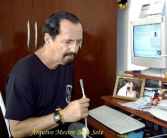 Portal Capoeira Entrevista exclusiva com José Luiz Oliveira Cruz, Mestre Bola Sete. Mestres