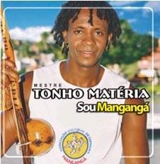 Portal Capoeira Mestre Tonho Matéria lança novos CDs Mestres