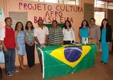 Portal Capoeira Escola municipal realiza projeto sobre cultura afro-brasileira Cidadania
