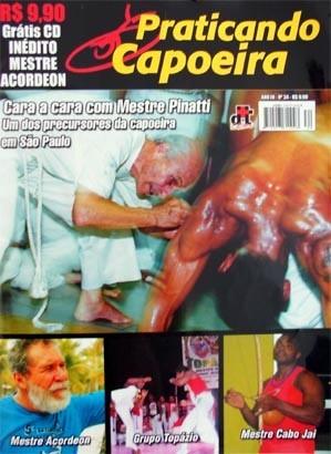 Revista Praticando Capoeira número 34