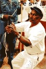 Portal Capoeira São Paulo - Mestre Ananias, 81 anos, patrimônio vivo da capoeira Notícias - Atualidades