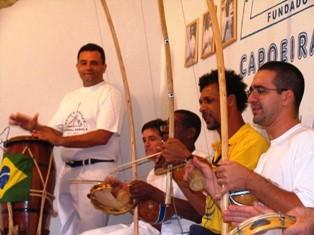 Portal Capoeira Mestre Jaime de Mar Grande: Oficina de Berimbaus da Linha Paraguaçu Eventos - Agenda