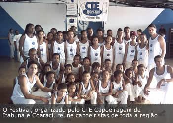 """Portal Capoeira Itabuna/BA: Festival """"Educando pela Capoeira"""" agita fim de semana Eventos - Agenda"""