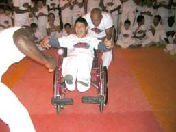 Portal Capoeira Mato Grosso do Sul comemora Dia Mundial da Síndrome de Down com Dança e Capoeira Capoeira sem Fronteiras