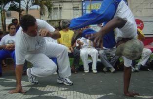 """Portal Capoeira Cambuci ganha """"nova Roda de Capoeira"""" Notícias - Atualidades"""