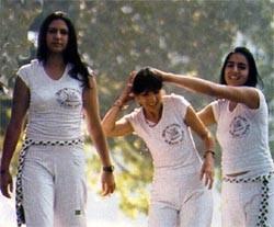Portal Capoeira João Pessoa: Congresso de Mulheres Capoeiristas acontece na Capital Capoeira Mulheres