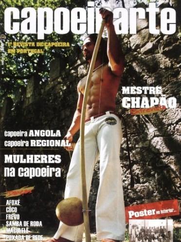 Portal Capoeira PROMOÇÃO ESPECIAL - CAPOEIRA EM PORTUGAL: Revista de Capoeira, lançada em Portugal Notícias - Atualidades