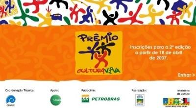 Portal Capoeira Lançamento da segunda edição do Prêmio Cultura Viva Notícias - Atualidades