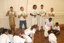 Portal Capoeira Smed debate inclusão da capoeira no currículo escolar Notícias - Atualidades