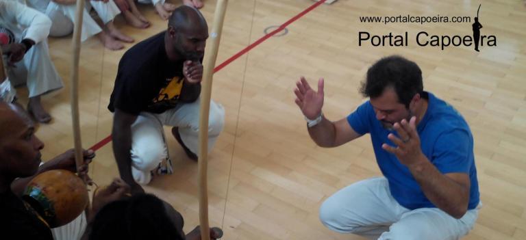 Portal Capoeira Tocantins: Entrevista com o Editor do Portal Capoeira: Luciano Milani Publicações e Artigos