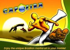 Portal Capoeira Capoeira é tema de jogo para celulares (Telefones Móveis) Curiosidades