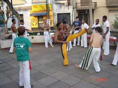 Portal Capoeira Rio Pardo: Capoeira promove a cultura e a inclusão social na cidade Notícias - Atualidades