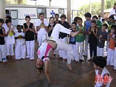 "Portal Capoeira Sesi - Três Lagoas:  Primeiro ""aulão"" de capoeira para mulheres Capoeira Mulheres"