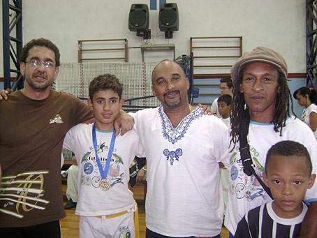Portal Capoeira Jundiaí: Crianças conquistam 7 medalhas na capoeira Eventos - Agenda