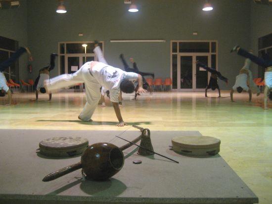 Portal Capoeira Aconteceu: Espanha - Viva seu Bimba!!! Eventos - Agenda