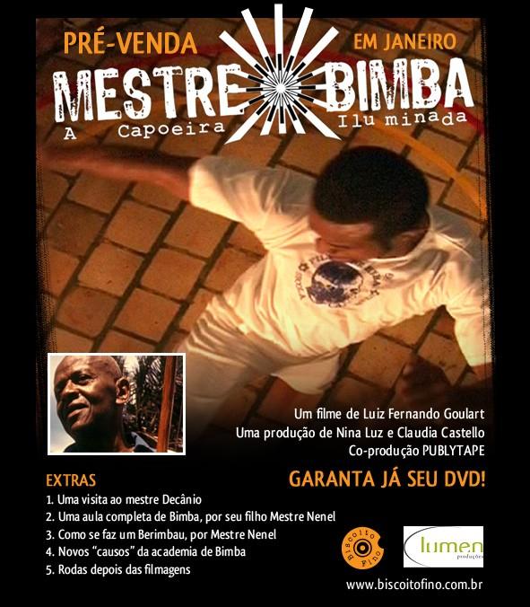 Portal Capoeira DVD Mestre Bimba a Capoeira Iluminada Mestre Bimba A Capoeira Iluminada O Filme