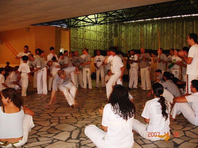 Portal Capoeira Aconteceu: II Mosaico Integrado de Capoeira  - II MIC Eventos - Agenda
