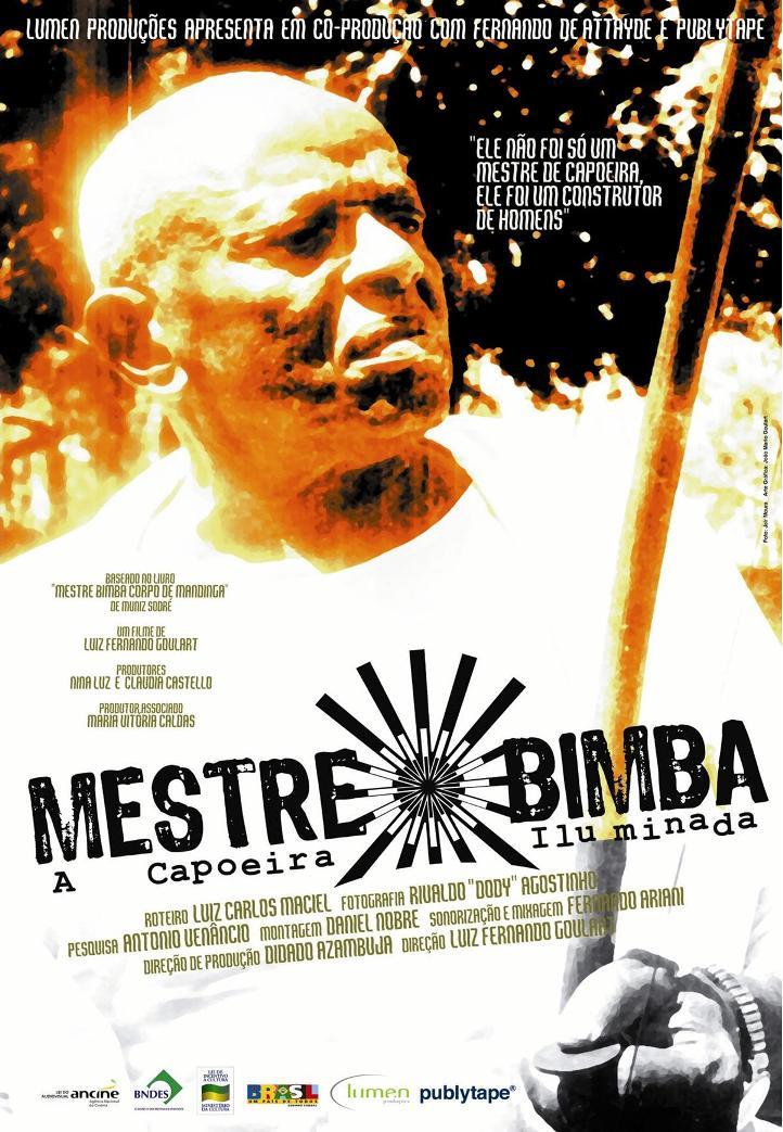 Portal Capoeira Paraná: Cinemateca exibe filmes de capoeira, com entrada franca Eventos - Agenda