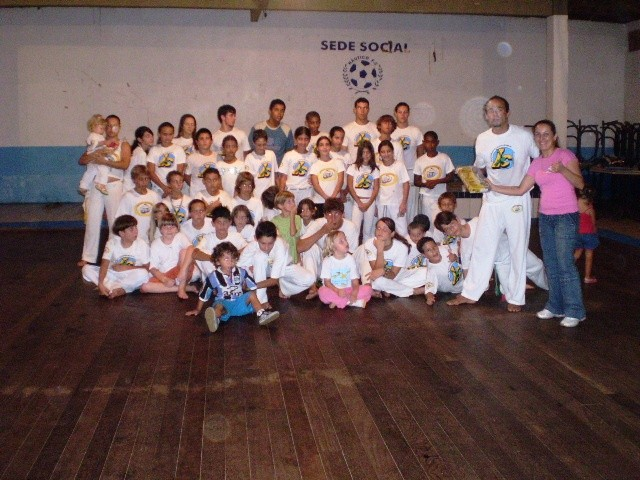 Capoeira uma Cultura de Ação Sócio- Educacional