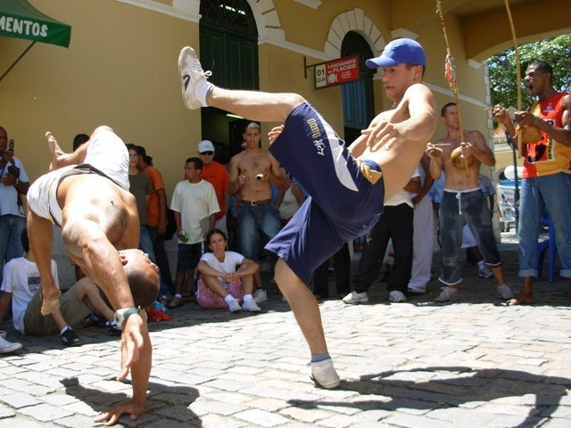 Portal Capoeira 20 Anos - Roda de Capoeira no Mercado Público de Florianópolis Eventos - Agenda