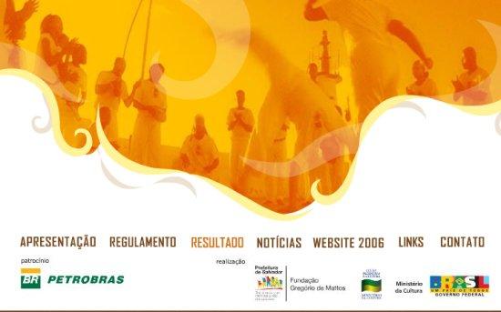 Resultado: Capoeira Viva 2007