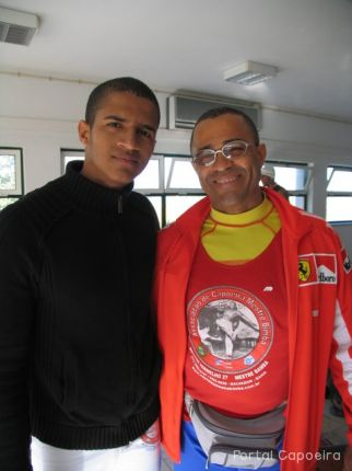 Mestre Bamba e seu Filho