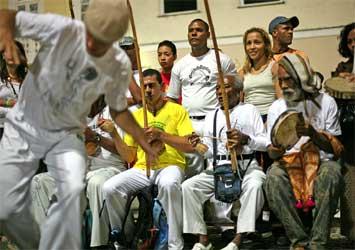 Portal Capoeira Fantástica tradição que se renova Notícias - Atualidades