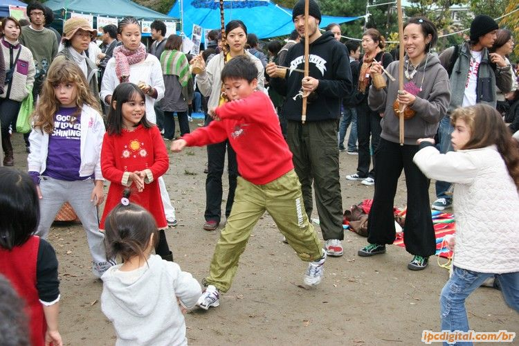 Portal Capoeira Japão: Festival reúne participantes de 20 países em Kyoto Eventos - Agenda