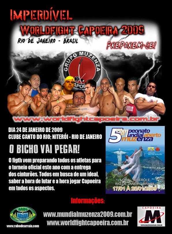 Portal Capoeira Mundial dá a Pipoquinha direito de disputar o Campeonato Europeu Notícias - Atualidades