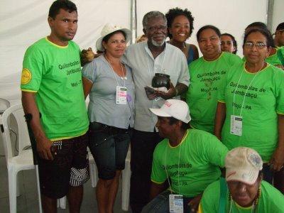 Portal Capoeira FSM aborda impactos e disputas no território quilombola Cultura e Cidadania
