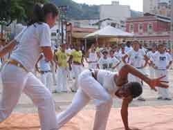 Portal Capoeira Mulheres capoeiristas se reúnem em Teresina - Piauí Capoeira Mulheres