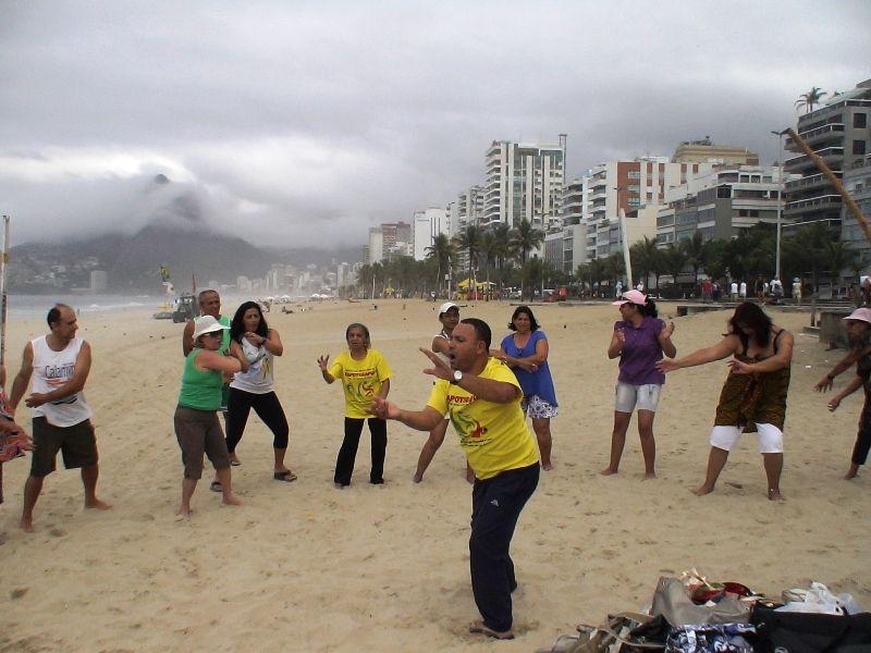 Portal Capoeira Globo Repórter exibe reportagem sobre capoeira na terceira idade Notícias - Atualidades