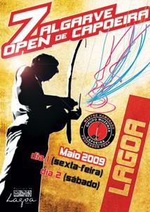 Portal Capoeira Portugal: VII Algarve Open de Capoeira Eventos - Agenda