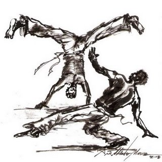 Portal Capoeira Teresina: 24 horas de Capoeira Eventos - Agenda