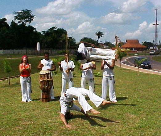 Portal Capoeira Esportivização de Práticas Corporais Publicações e Artigos