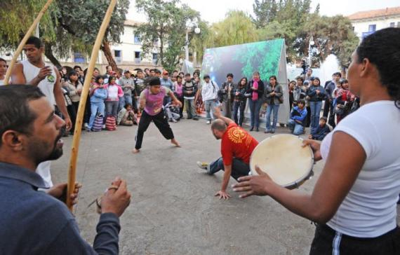 Portal Capoeira Capoeira do Acre no Peru Notícias - Atualidades