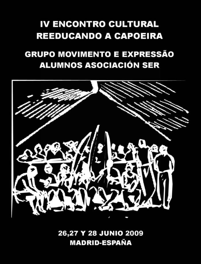 Espanha: Projeto Reeducando a Capoeira