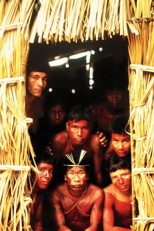 Portal Capoeira Mais Cultura em comunidades indígenas Cultura e Cidadania