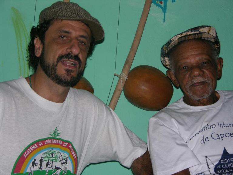 Portal Capoeira O Surpreendente João Pequeno Crônicas da Capoeiragem