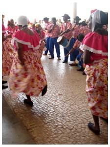 Portal Capoeira Tambor de Crioula e Grupo Gualajo animam o aniversário da Palmares Cultura e Cidadania