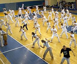 Portal Capoeira Aconteceu: Jungle Meeting reúne capoeiristas de vários países em Manaus Eventos - Agenda