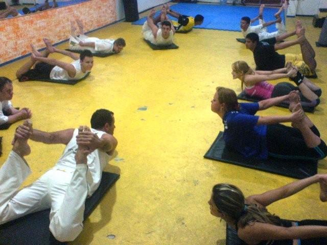 Portal Capoeira Capoeira: A Fábrica de Neurotransmissores Publicações e Artigos