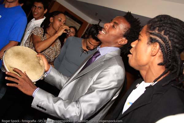 Portal Capoeira Besouro estréia nesta sexta-feira 30-10-09 nos cinemas Notícias - Atualidades