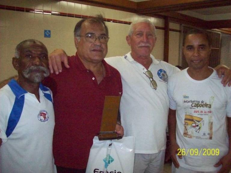 Aconteceu: SESC–Niterói/RJ – 1º Festival Interbairros de Capoeira Estilo Livre